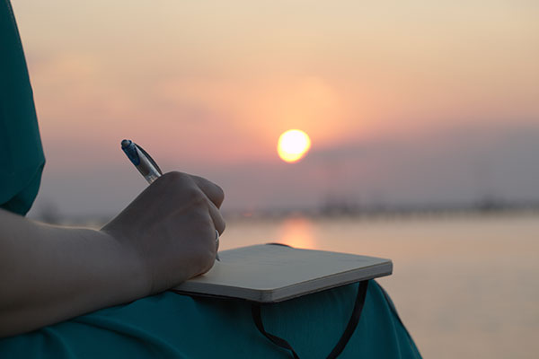 Depression article: Journaling for Depression